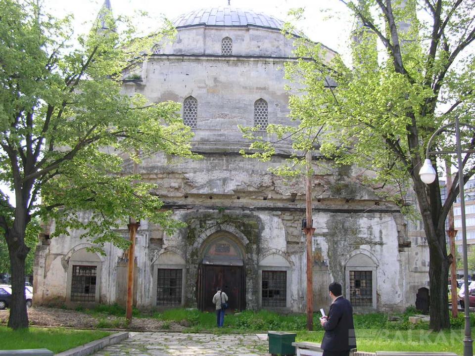 Bulgaristan'daki Pargalı İbrahim Paşa Camii Restore Ediliyor