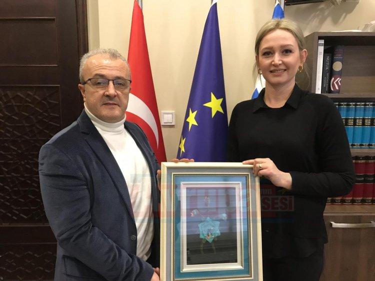 Genel Başkan Çiğdem Asafoğlu nezaket ziyaretlerine başladı