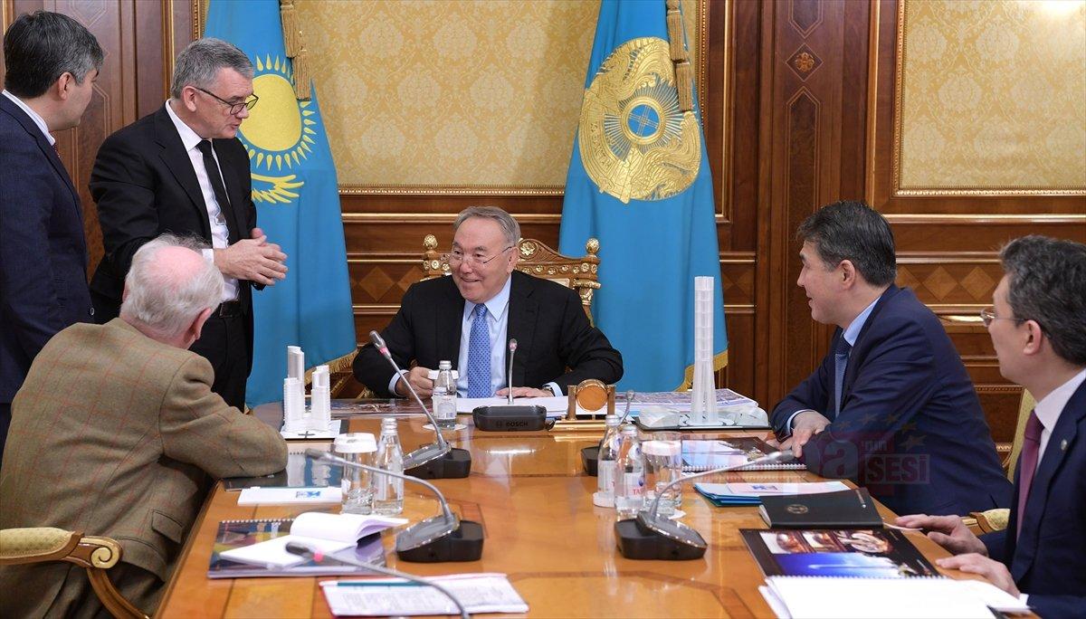 Kazakistan'da Dünya Ticaret Merkezi yapılacak