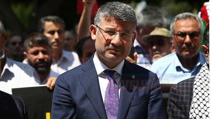 AK Parti'nin Seyhan Belediye Başkan Adayı saldırıya uğradı