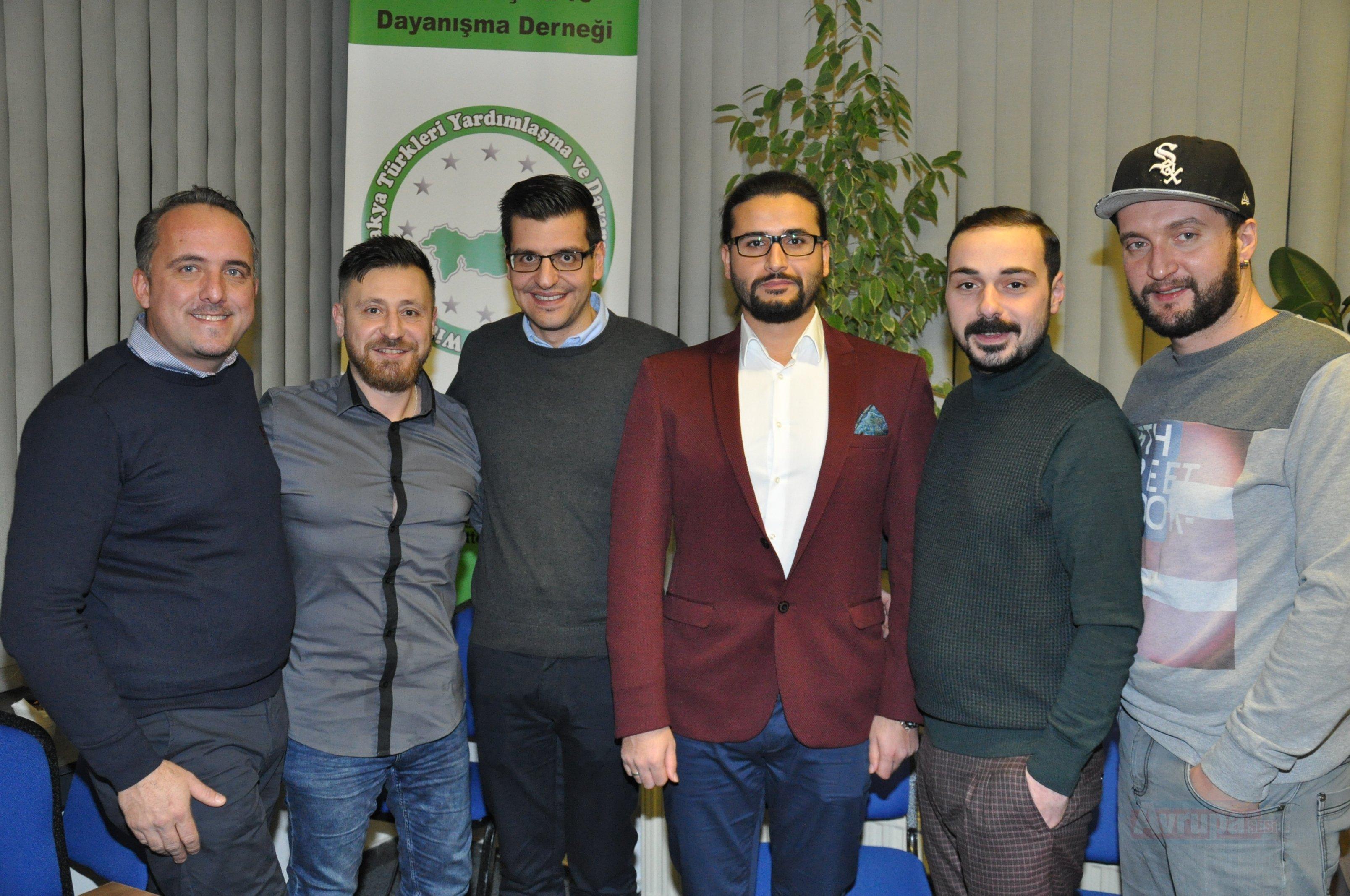 Batı Trakya Türk Azınlığı Milli Direniş Günü Witten'de kutlandı