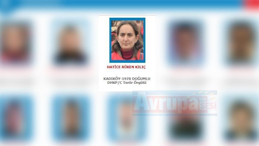 DHKP/C'nin üst düzey sorumlusu İstanbul'da yakalandı