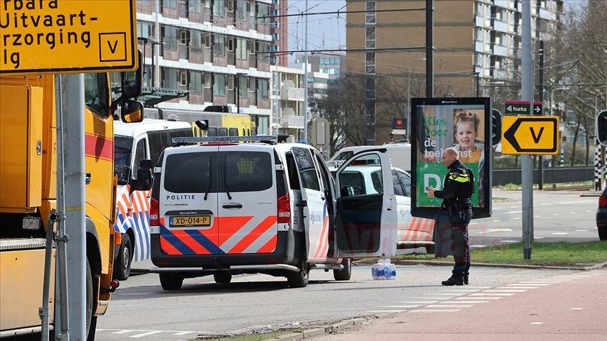 Hollanda'da silahlı saldırıyı düzenleyen zanlının suç dosyası kabarık