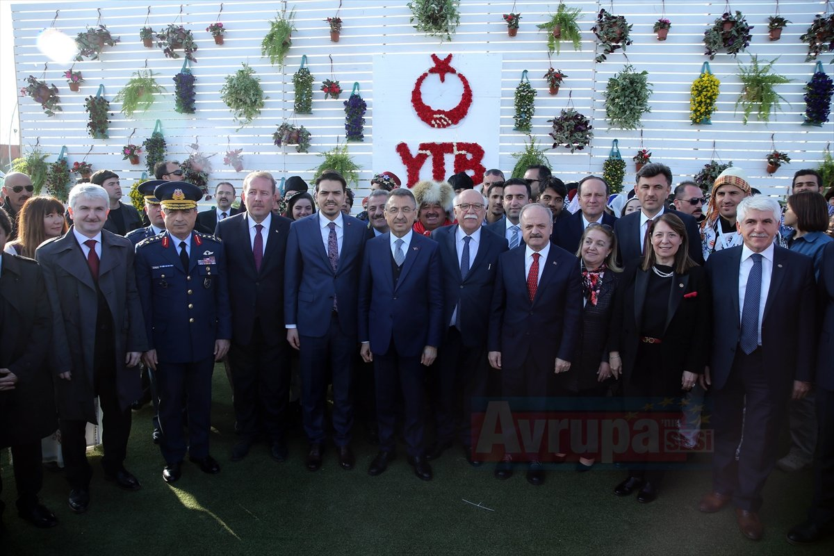 YTB Nevruz Kutlamaları Coşkulu Bir Şekilde Gerçekleştirildi