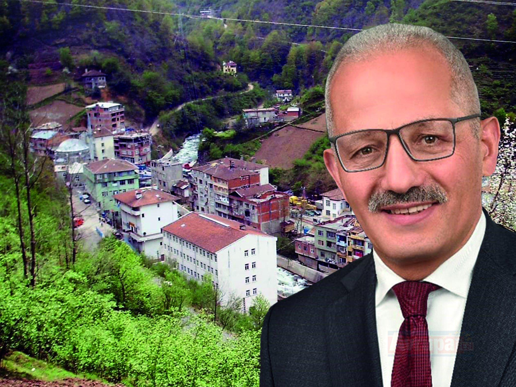 Köprübaşı'nın yeni Belediye Başkanı Ali Aydın oldu