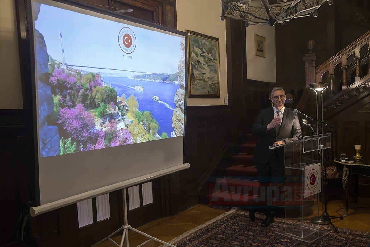 Yunan CEO'lardan Türkiye buluşması