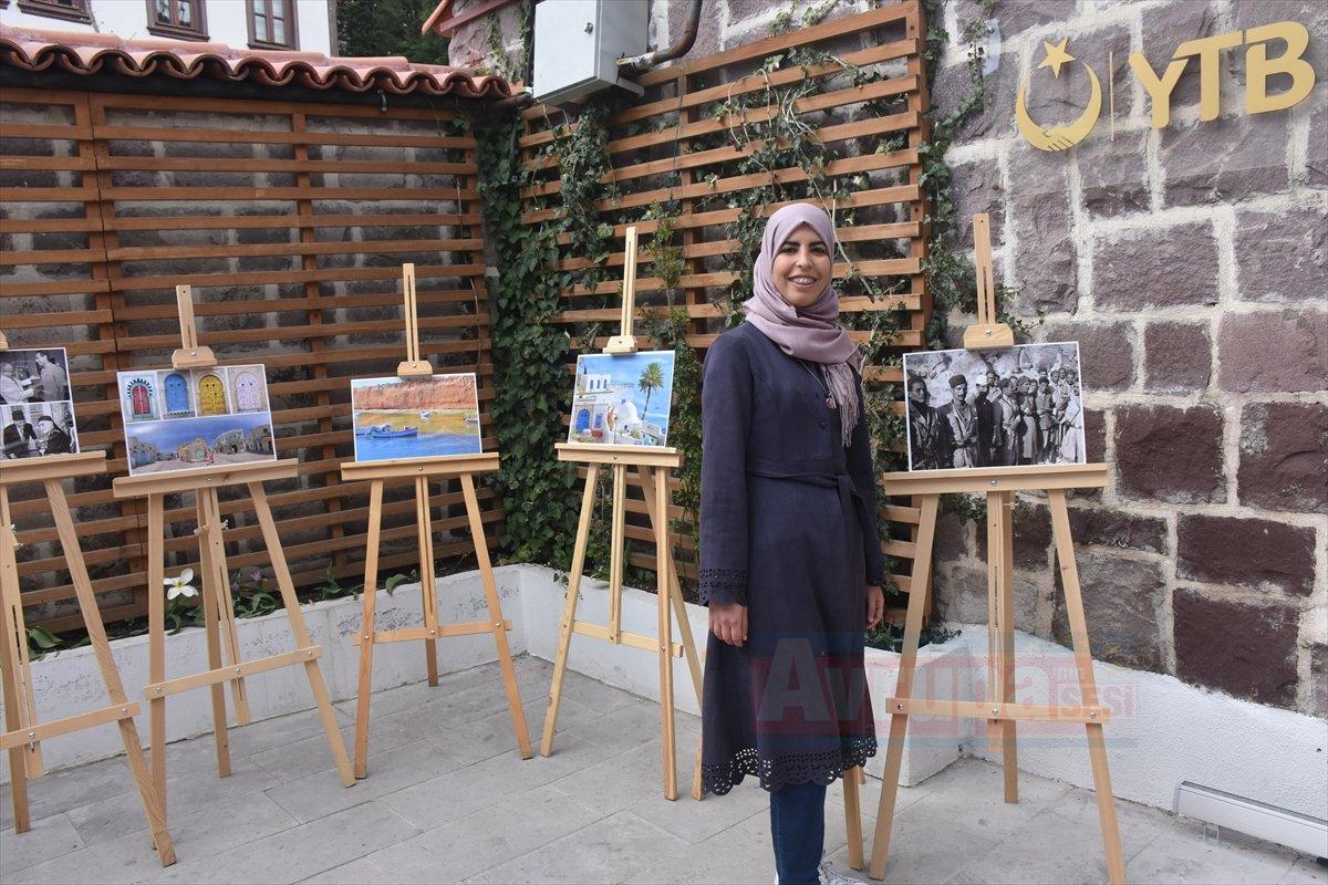 Tunuslu öğrenciler bağımsızlık günlerini Ankara'da kutladı