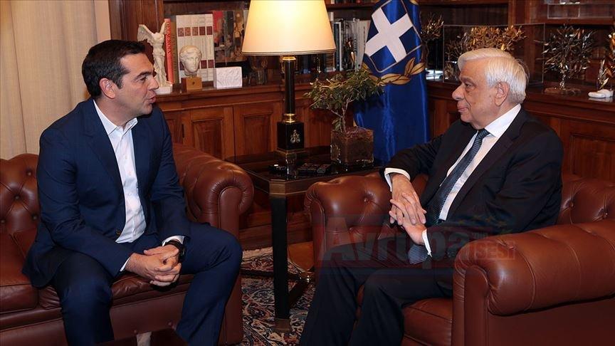 Yunanistan 7 Temmuz'da erken seçime gidecek