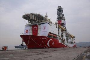 Yavuz Sondaj Gemisi Uğurlama Programı