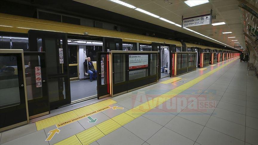 İstanbul'da raylı sistem uzunluğu 454 kilometreye ulaşacak