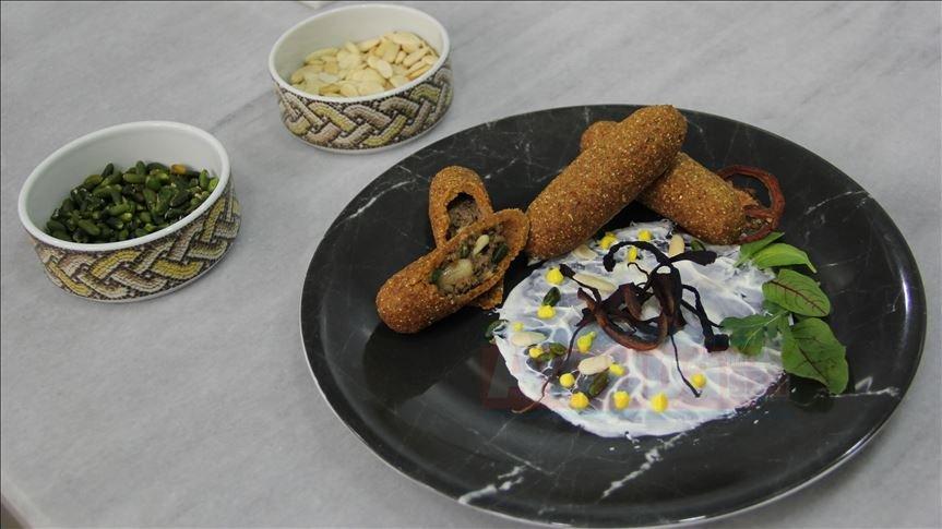 Gaziantep'in içli köfte ve yuvalama ile bayram lezzetleri