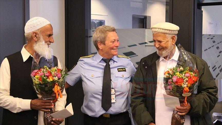 Norveç polisi cami saldırganını engelleyen 'kahramanlara' teşekkür etti