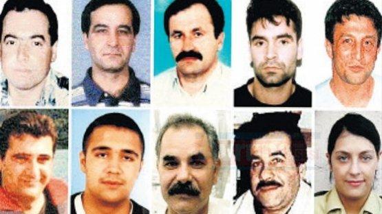Irkçılar 29 yılda 181 kişiyi öldürdü