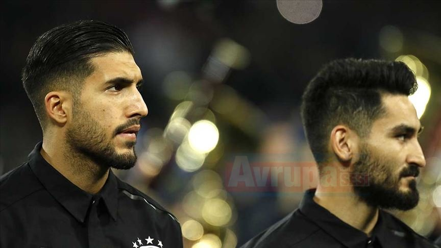 Almanya aday kadrosunda iki Türk kökenli futbolcu