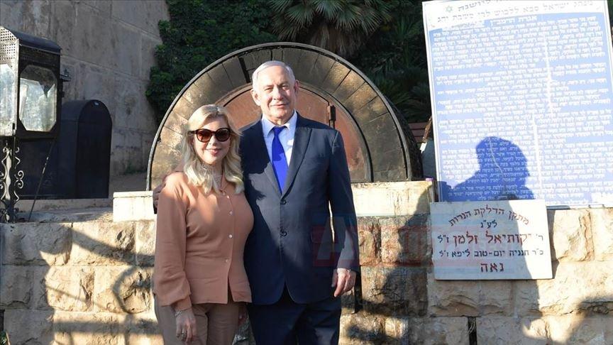 İşgalci Netanyahu'dan El-Halil kentine 'provokatif' ziyaret