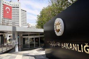 Dışişleri Bakanlığı'na Lübnan'ın Ankara Büyükelçisi çağrıldı