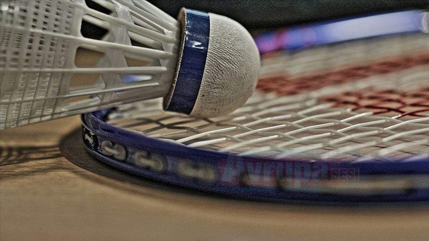 Millilerden badmintonda 3 madalya