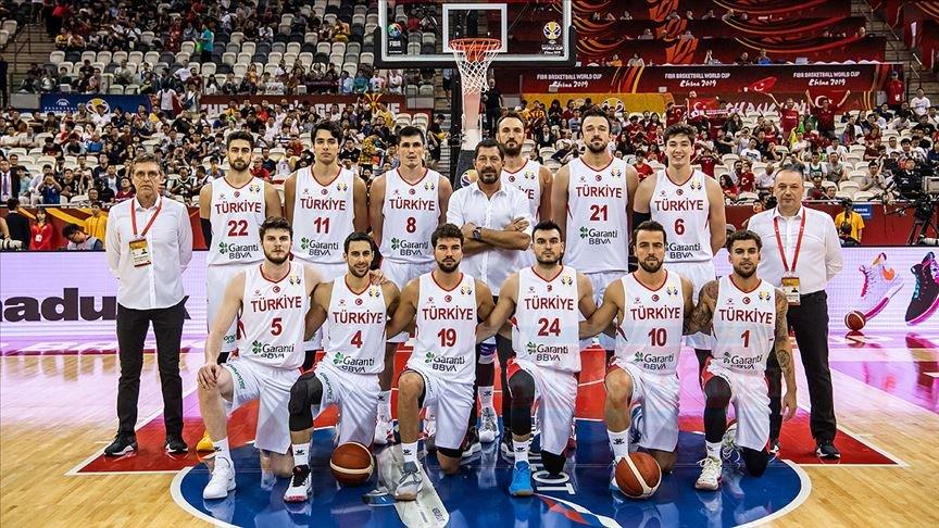 A Milli Erkek Basketbol Takımı olimpiyat elemelerine katılacak