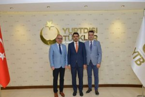 BTTDD Bursa şubesi Ankara'da temaslarla bulundu