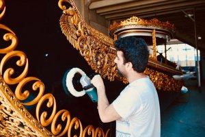 Genç girişimci otantik 'Frig' kayıklarını yurt dışına ihraç ediyor