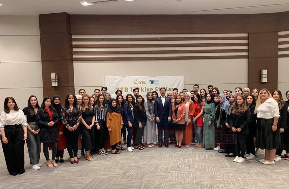 YTB'nin 'Türkiye Stajları Programı' devam ediyor