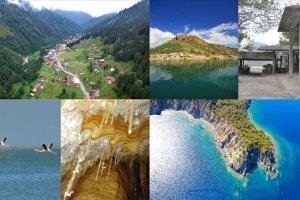 Doğaseverlerin gözdesi 9 bölge 'kesin korunacak hassas alan' ilan edildi
