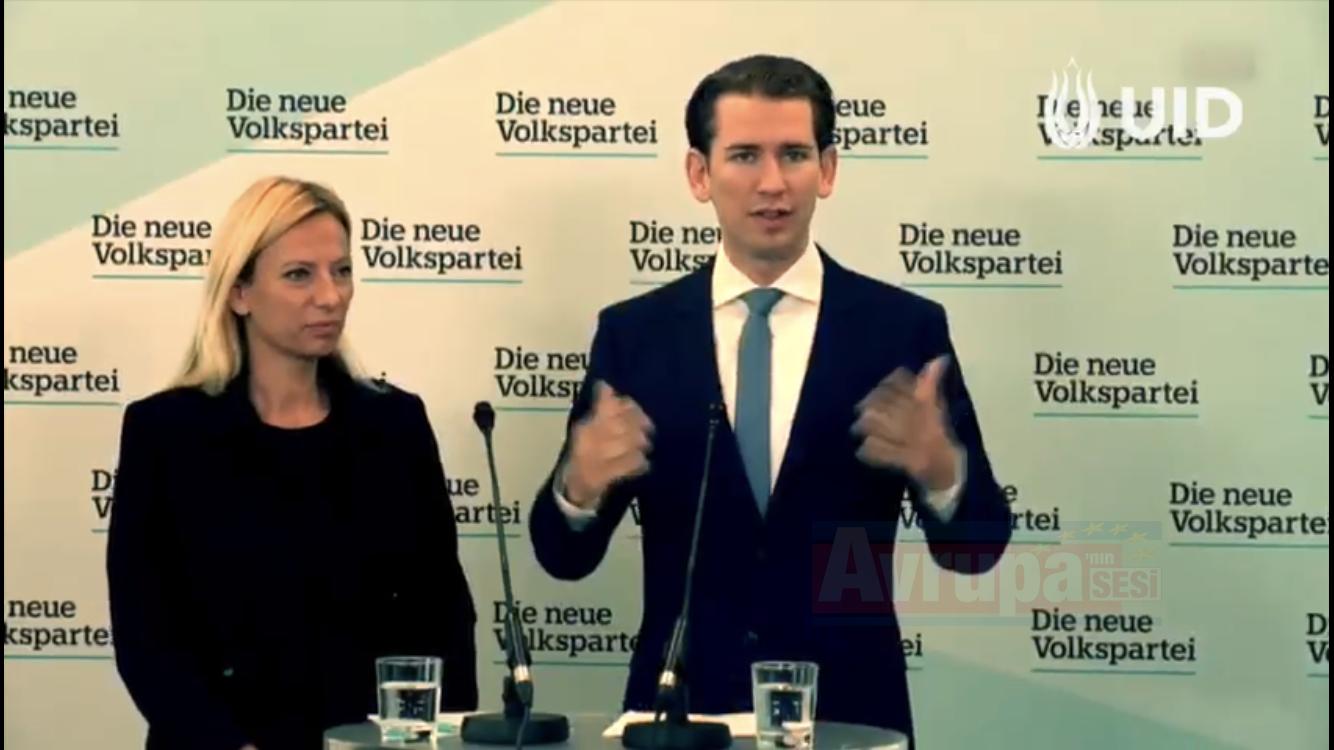 29 Eylül'de Avusturya'da erken genel seçim