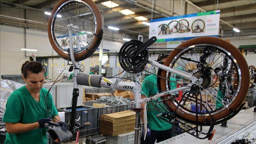 Avrupa ülkelerin talebi 'elektrikli' bisiklet