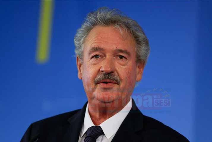 Lüksemburg Dışişleri Bakanı Asselborn: Türkiye büyük bir yük üstleniyor