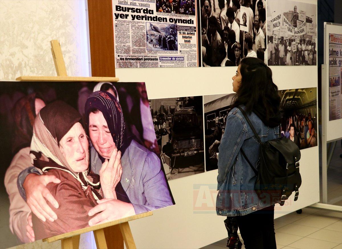 Bulgaristan'dan zorunlu göçün 30. Yılı anıldı