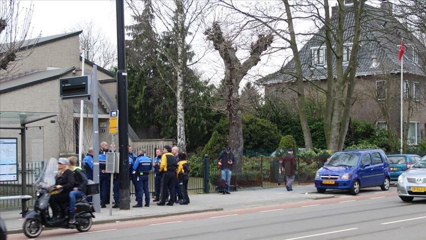 Türkiye'nin Rotterdam Başkonsolosluğuna terör saldırısı planı