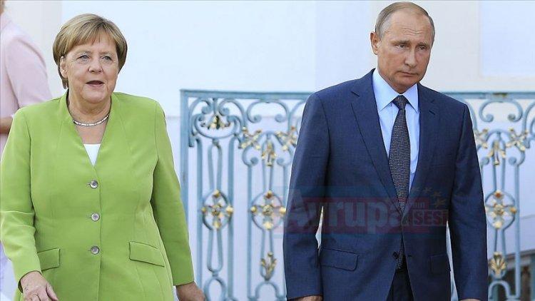 İki lider Ukrayna, Suriye ve Libya'daki son durumu görüştü