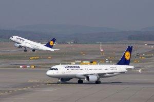 Lufthansa kabin görevlileri grevde
