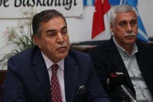 Iraklı Türkmenler Barış Pınarı Harekatı'na destek verdi