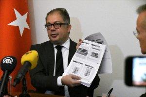 Türkiye'nin Stockholm Büyükelçisi gazetecilere Barış Pınar Harekatı'nı anlattı