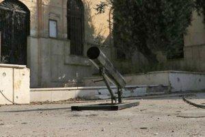 YPG/PKK kiliseden hem papazın evine hem de Türkiye'ye havan topu