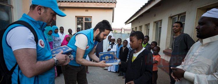 TDV'den Afrika ülkelerine 111.6 milyon dolarlık yardım