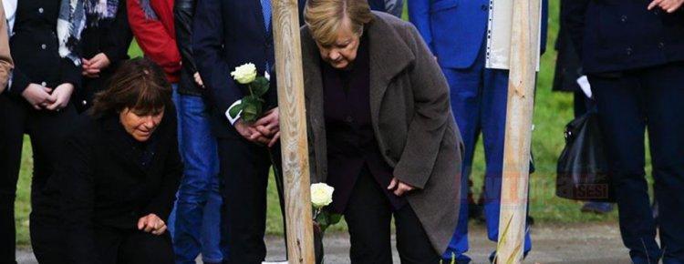 Başbakan Merkel, NSU kurbanları anıt parkını ziyaret etti
