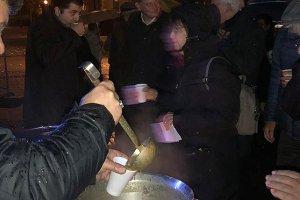 DİTİB'den çevre sakinlerine çorba ikramı