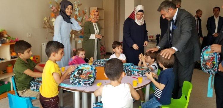 TDV'den mülteci ailelere eğitim ve sosyal destek