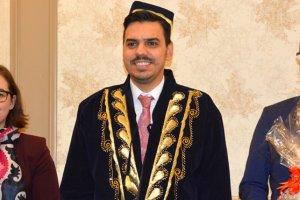 YTB Başkanı Eren Türkiye'den mezun olan Özbekistanlı kardeşlerimizi unutmadı