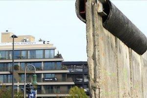 Berlin Duvarı'nın yıkılışının 30. yılı tarihi Brandenburg meydanında kutlandı