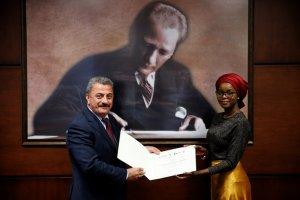 Afrika Medya Temsilcileri Eğitim Programı gerçekleşti