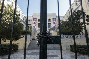 Yunanistan'da öğrenciler