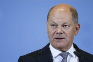 Başbakan Yardımcısı ve Maliye Bakanı Scholz,