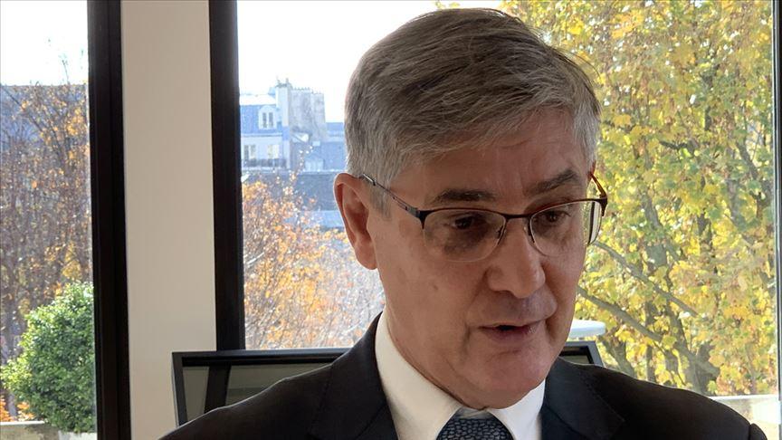 Fransa Terör Kurbanları Derneği Başkanı Saint-Marc: Terör mağdurlarının yüzde 80'i Müslüman