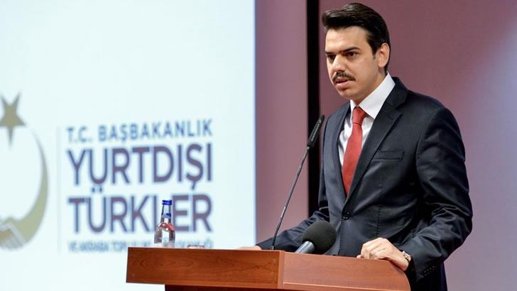 Yurtdışı Türkler Başkanlığına (YTB) Abdullah Eren atandı